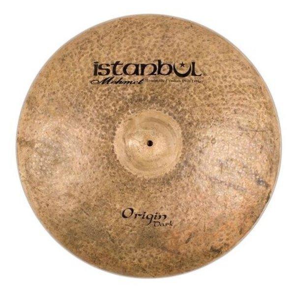 """Istanbul Mehmet Istanbul Mehmet Origin Series 22"""" Dark Ride Cymbal"""