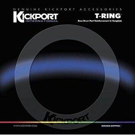 KickPort KickPort T-Ring Bass Template - Black