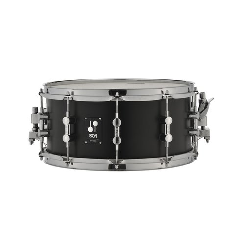 Sonor SQ1 6.5x14 Snare Drum in GT Black