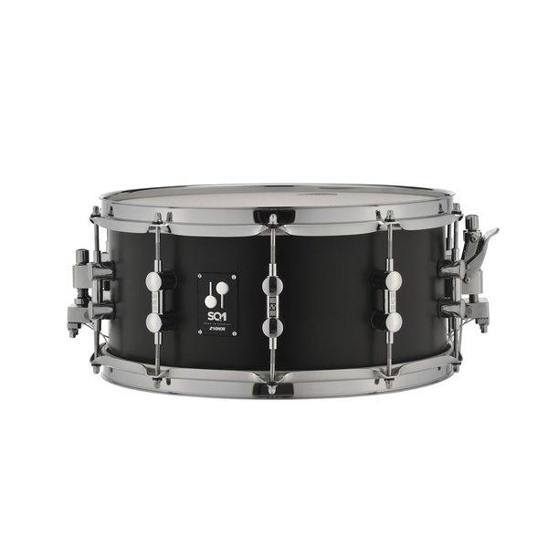 Sonor Sonor SQ1 6.5x14 Snare Drum in GT Black