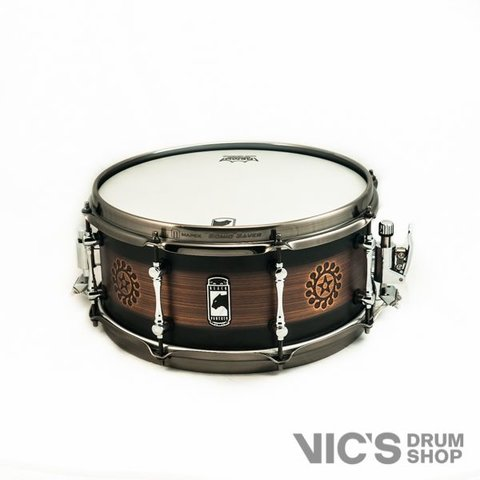 Mapex Black Panther 6x13 Nomad Snare Drum