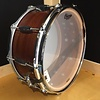 Chicago Drum 6.5x14 10 Lug Mahogany/Poplar Snare Drum in Natural Tung Oil Finish