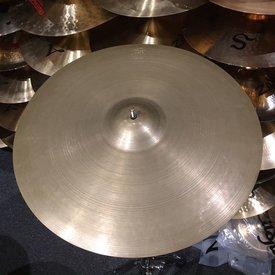 "Used Vintage Zildjian 1950's Avedis 20"" Ride Cymbal; 2030g"