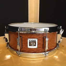 Sonor Sonor Steve Smith 40th Anniversary Autographed Snare Drum