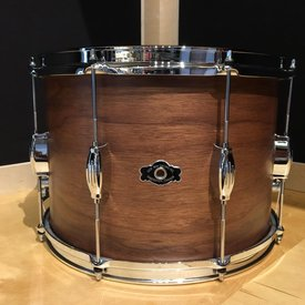 Dunnett George Way Tradition Model Walnut 10x14 Snare Drum