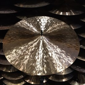 "Meinl Meinl R&D Byzance 22"" Jazz Ride Cymbal (Model 170505045)"