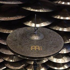 """Meinl Meinl R&D Byzance 18"""" Hi Hat Cymbals (Model 170400205/170400209)"""