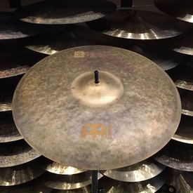 "Meinl Meinl R&D Byzance 20"" Vintage Extra Dry Thin Ride Cymbal (Model 140200055)"
