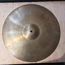 "Used Vintage Zildjian 1960's Avedis 18"" Crash Cymbal - Med. Thin 1495g"