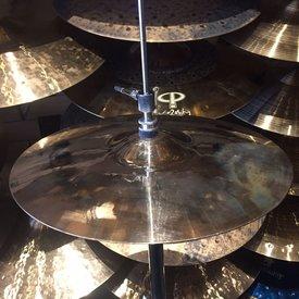 "Zildjian Used Zildjian A Custom 13"" Hi Hat Cymbals pair"