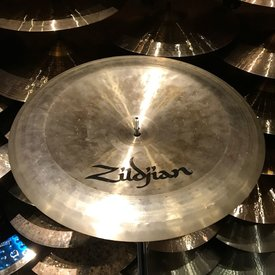 "Used Zildjian K Custom 17"" Dark China Cymbal"
