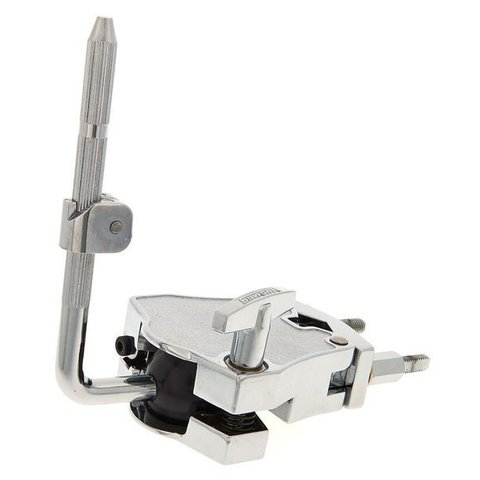 Ludwig Elite Series Single Clamp-on Holder with 10.5mm L-Arm/Ball