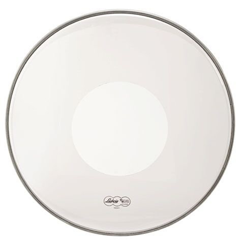 """Ludwig Weather Master Silver Dot Heavy 26"""" Bass Batter Drumhead"""