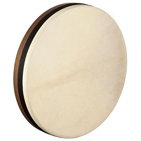 Meinl Artisan Edition Tar 22 x 2.5 Goat Skin Head Walnut Brown