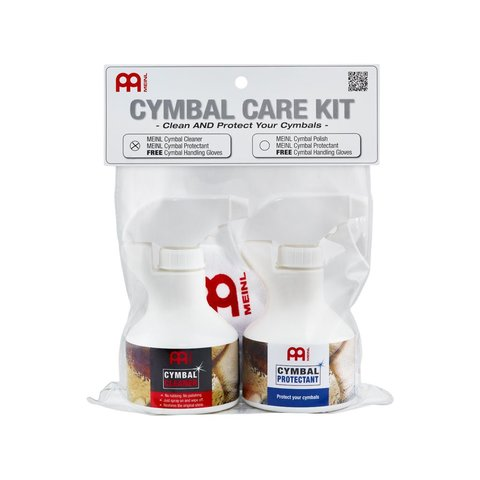Cymbal Cleaner & Cymbal Protectant