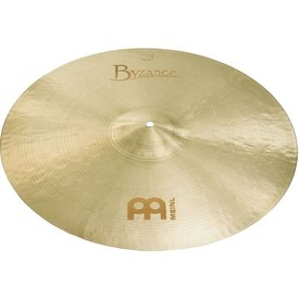"Meinl Meinl Byzance Jazz 20"" Medium Thin Crash Cymbal"