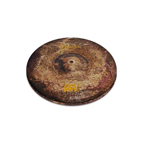 "Meinl Byzance 16"" Vintage Pure Hi Hat Cymbals"