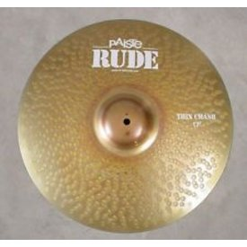 "Paiste Paiste Rude 17"" Thin Crash Cymbal"