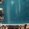 Vintage Ludwig 1970's Standard 5 Piece Shell Pack (22/12/13/16/SD) in Blue Mist Finish
