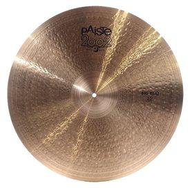 "Paiste Paiste 22"" 2002 Big Beat Cymbal"
