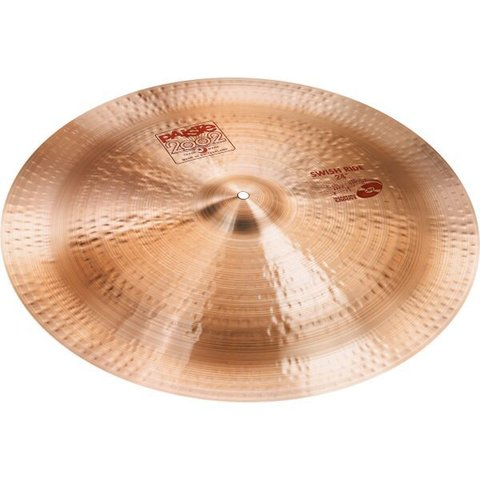 "Paiste 24"" 2002 Swish Ride Cymbal"