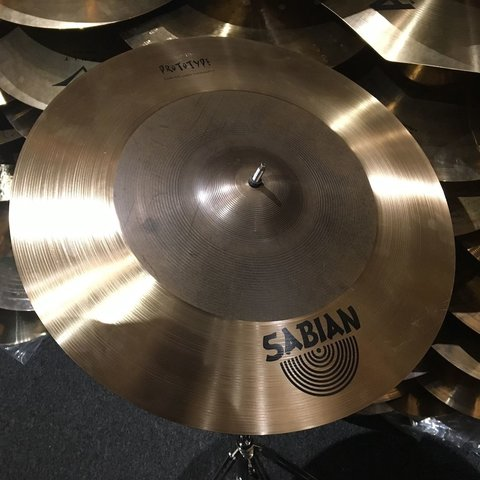 "Sabian Prototype XSR 19"" Omni Cymbal"