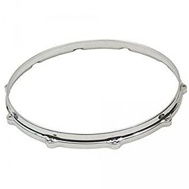 """Pearl Pearl 14"""" 10-Rod Super Hoop - Snare Side with Guard"""