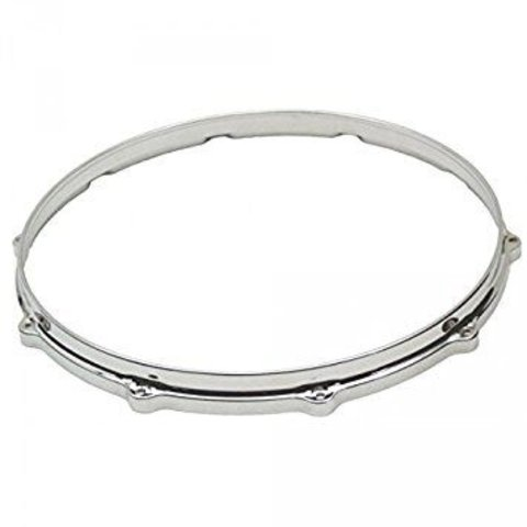 """Pearl 14"""" 10-Rod Super Hoop - Snare Side with Guard"""