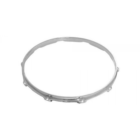 "Pearl 14"" 12-Rod Super Hoop - Snare Side with Guard"
