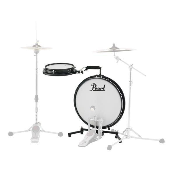 Pearl Pearl Compact Traveler Drum Kit; Includes Bag