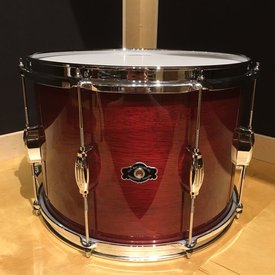 Dunnett George Way Tradition Model Mahogany 10x14 Snare Drum