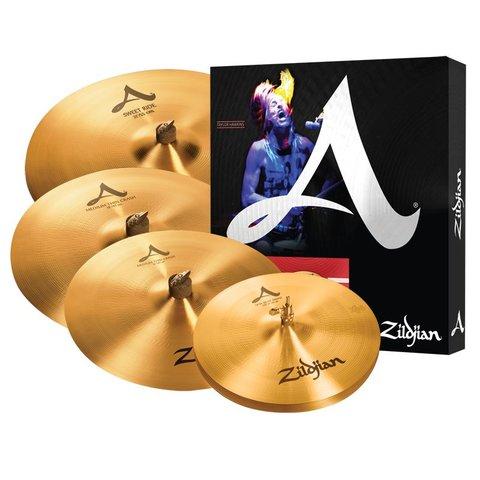 Zildjian A Zildjian Cymbal Set