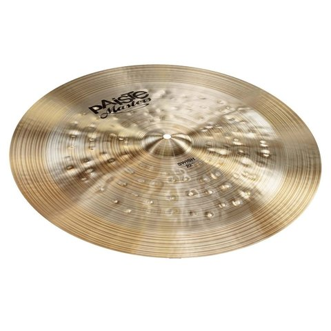 """Paiste Masters 22"""" Swish Cymbal"""