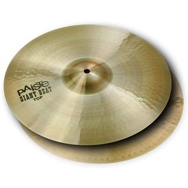 "Paiste Paiste Giant Beat 16"" Hi Hat Cymbals"