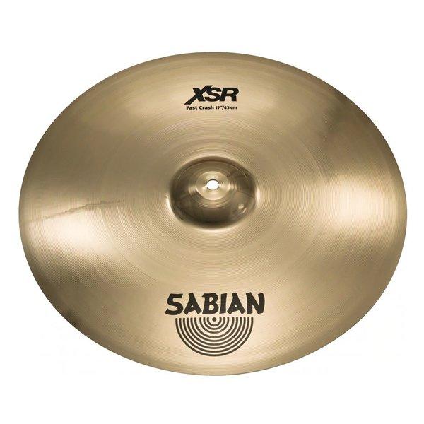 "Sabian Sabian XSR 17"" Fast Crash"