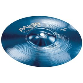 "Paiste Paiste Color Sound 900 Blue 10"" Splash Cymbal"