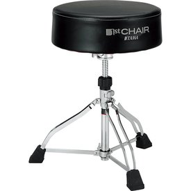 Tama Tama 1st Chair Round Rider XL Black Drum Throne