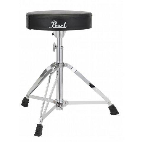 Pearl Round Cushion Drum Throne