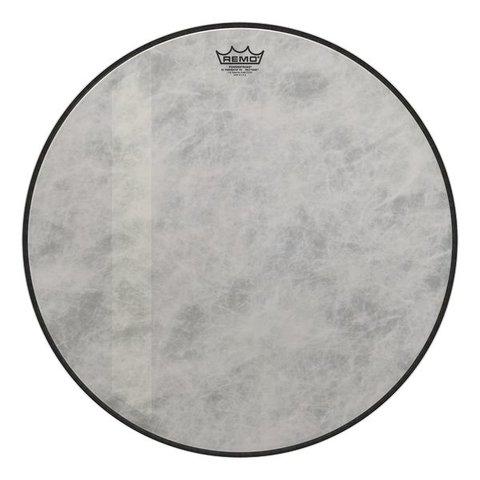 "Remo Bass, Powerstroke® 3, Fiberskyn®, Diplomat®, Felt Tone™, 20"" Diameter"