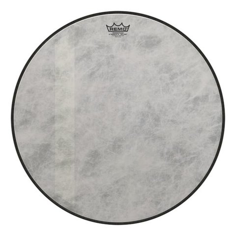 "Remo Bass, Powerstroke® 3, Fiberskyn®, Diplomat®, Felt Tone™, 22"" Diameter"