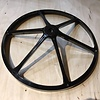Remo Rototom 5 1/2'' Diameter Black Top Casting; Modified For Use As Spoxe Hi Hat Single