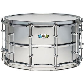 Ludwig Ludwig Supralite 8x14 Steel Snare Drum