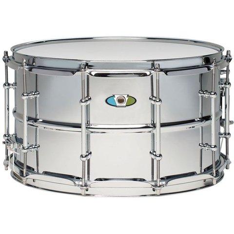 Ludwig Supralite 8x14 Steel Snare Drum