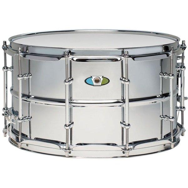 Ludwig Ludwig Supralite 8x14 Steel Snare Drum