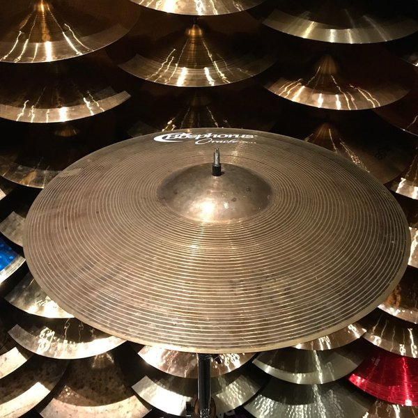 "Used Used Bosphorus Oracle 20"" Ride Cymbal; 1991g"
