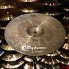 """Used Bosphorus Oracle 20"""" Ride Cymbal; 1991g"""