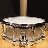 Pearl Crystal Beat Ultra Clear Acrylic 5x14 Free Floating Snare Drum