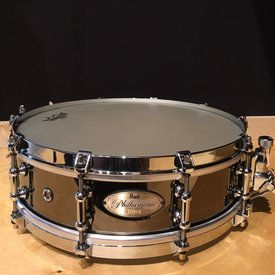 Pearl Pearl Philharmonic 4x14 Brass Snare Drum
