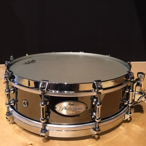 Pearl Philharmonic 4x14 Brass Snare Drum