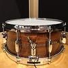 Tama Star Drums Bubinga 6.5x14 Snare Drum in Natural Indian Laurel Finish